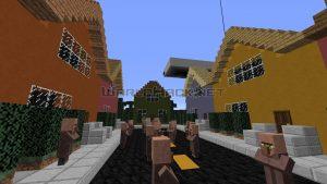 Earth´s End Mapa para Minecraft 1.11.2