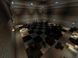 Mapa Minecraft Harry Potter: Cámaras Subterráneas