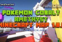Mapa-para-minecraft-Pokemon-Cobalt-and-Amethyst