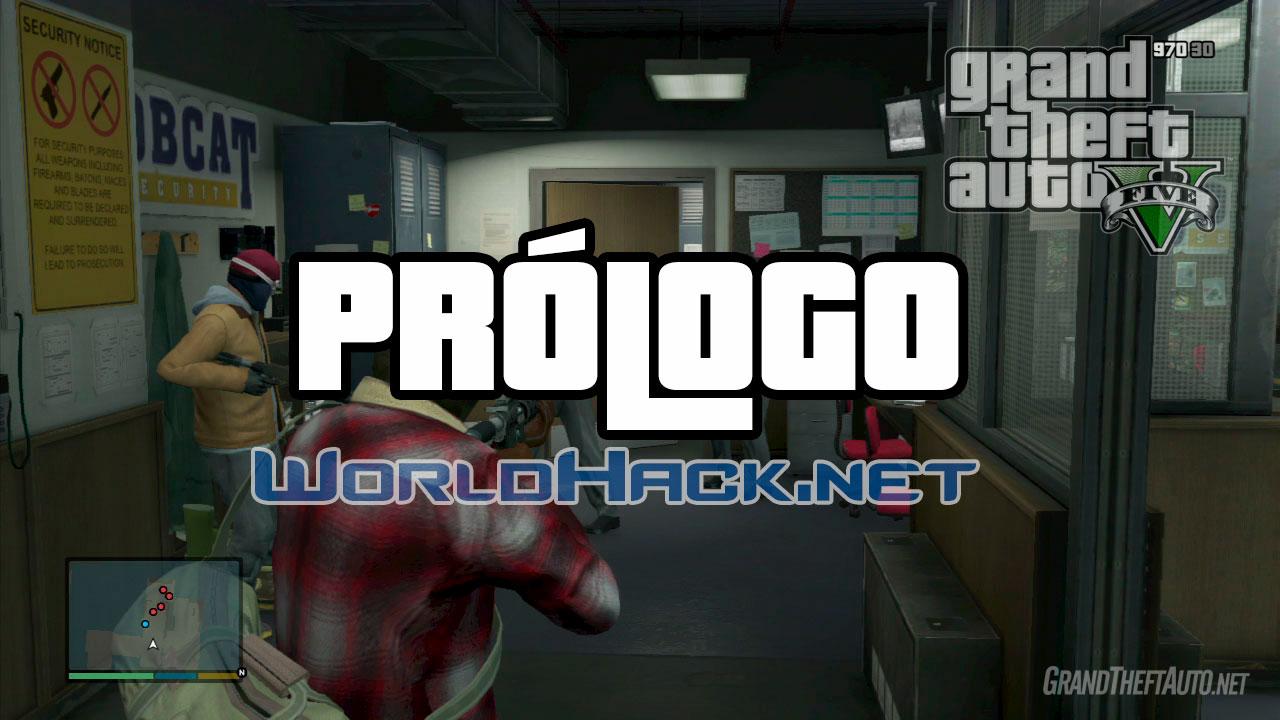 Prólogo - Grand Theft Auto V (GTA 5) - Misiones GTA 5 6