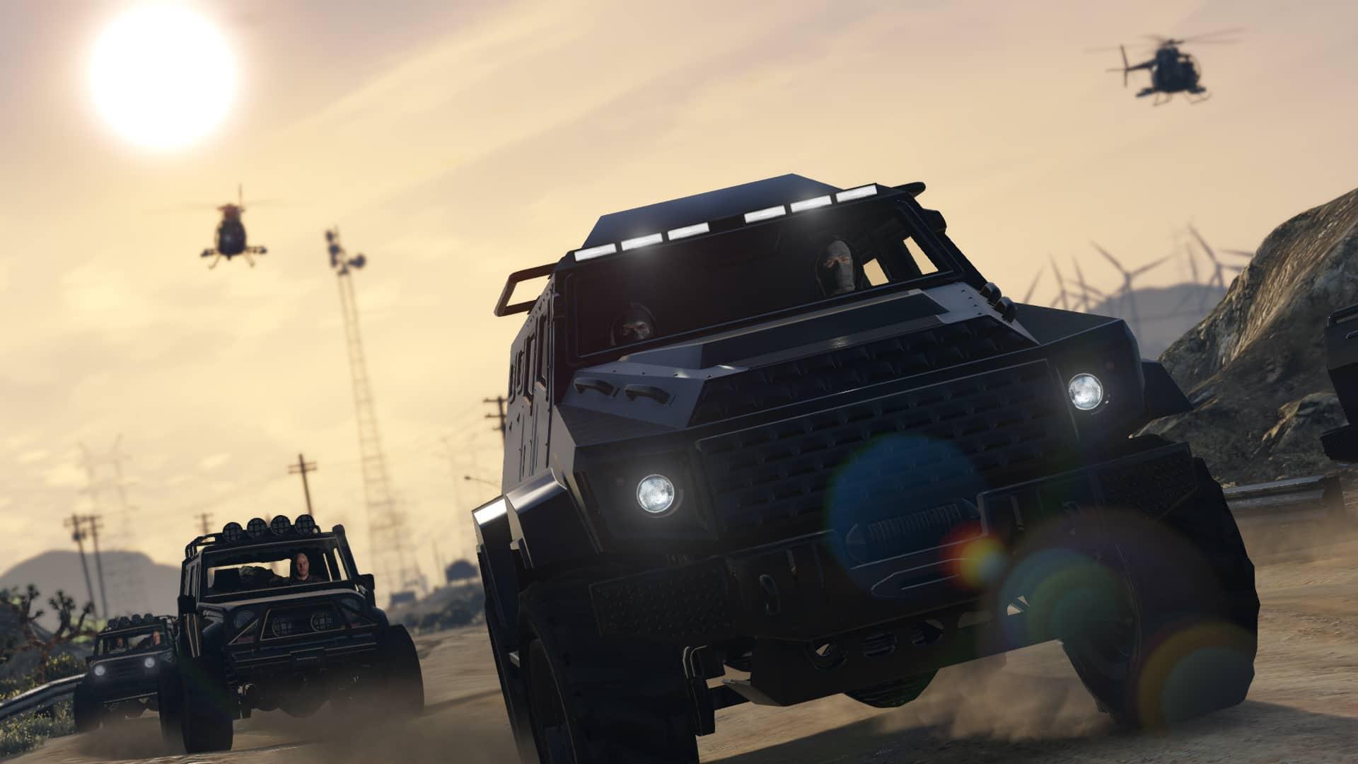 Guía de durabilidad de vehículos en línea de GTA 9